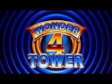 Wonder 4 Tower - Now at San Manuel