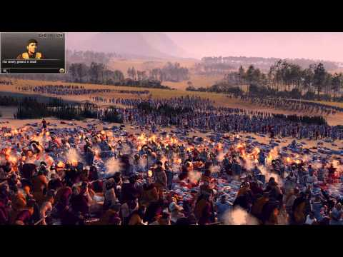 Total War: Rome 2 - Massive Battles - 10,000 Archers vs. 20,