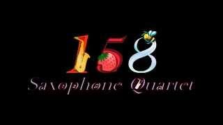 2014.3.11 158 Saxophone Quartetリサイタルin 兵庫三田にて Alto1 犬...