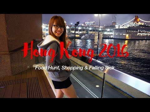 Hong Kong Day 3: Causeway Bay Shopping, Cafe Hopping & Falling Sick! — Pekyj Travels