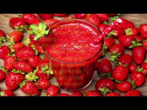 Khasiat Buah Strawberry Untuk Kanker Serviks