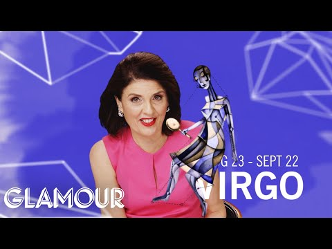 Virgo Horoscope 2015 – The Luckiest Sign This Year – Susan Miller's Glamourscopes