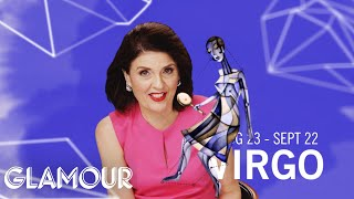 virgo horoscope 2015 the luckiest sign this year susan miller s glamourscopes