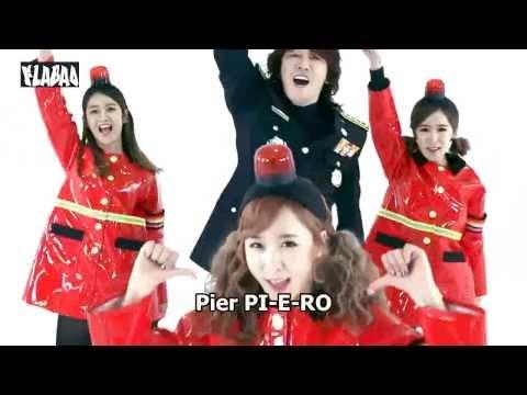 canzone coreana italianizzata - PIERO - Kim Jang Hoon Crayon Pop HERO