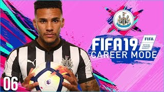 FIFA 19   Newcastle Career Mode   S3 Ep6 - WHAT HAPPENED TO ME!!