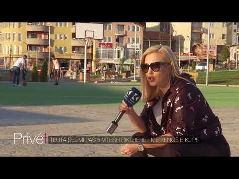 Teuta Selimi pas 5 vitesh rikthehet me këngë e klip!