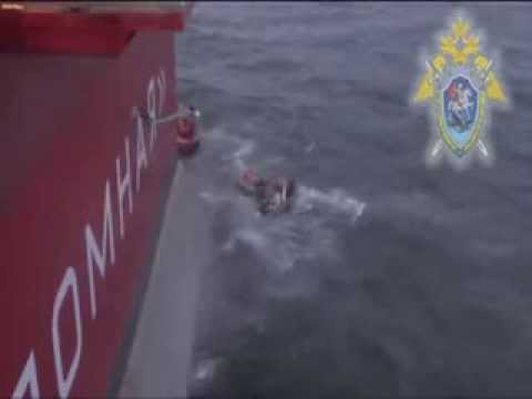 Prirazlomnaya boats accusation