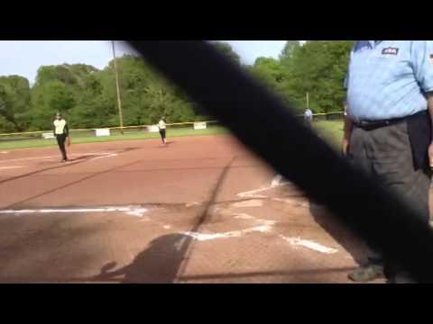 Tanner High School vs Athens Bible School 4-23-15