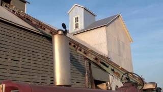 Ear Corn Crib And Elevator