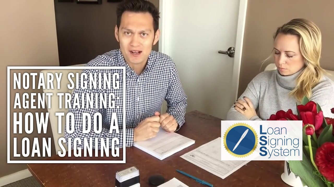 Learn to Become a Loan Signing Agent - Blog