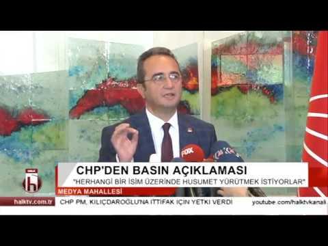 CHP'den çıkan Haberlere Ilişkin Açıklama