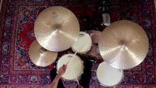 Gambar cover Introduction to Jazz Drumming - Part 5: Solo Phrases
