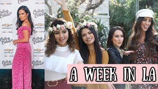 GOING ON A BRAND TRIP!!! | LA WITH PIXI BEAUTY!
