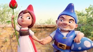 official trailer for Sherlock Gnomes The beloved garden gnomes from...
