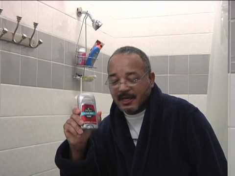 Old Spice Spoof