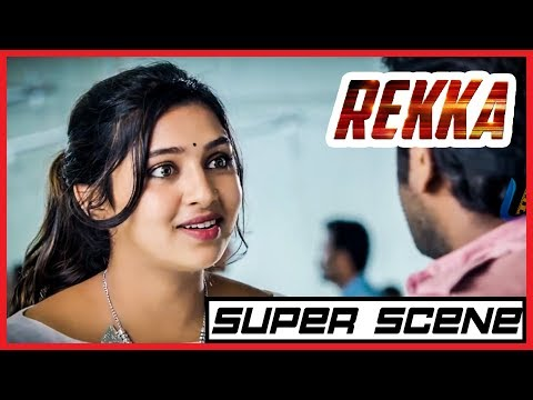 Rekka - Tamil Movie - Super Scene - Vijay...