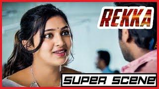 Rekka - Tamil Movie - Super Scene - Vijay Sethupathi | Lakshmi Menon | D Imman