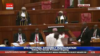 9th National Assembly Inauguration Pt.5