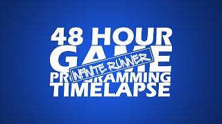48 Hour Game Programming Timelapse: Infinite Runner (C#/MonoGame)