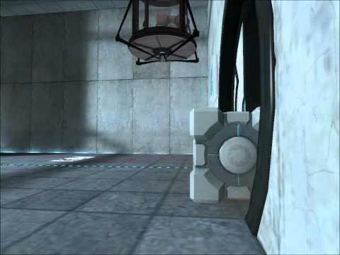 Portal: Getting stuck in Test Chamber 00 |