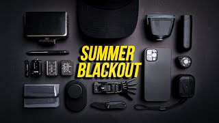 Summer Blackout EDC 2021 (Everyday Carry) - What's In My Pockets Ep. 45