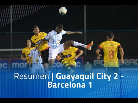 Guayaquil City Barcelona SC Goals And Highlights