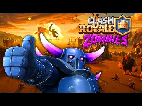CLASH ROYALE 5 ZOMBIES (Black Ops 3 Zombies)