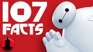 107 Big Hero 6 Facts YOU Should Know - (Toone...