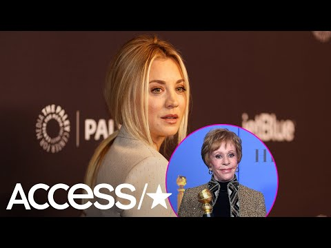 Kaley Cuoco Slams Reports That She Didn't Stand For Carol Burnett At The Golden Globes | Access Mp3