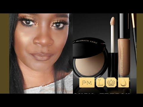 Pat McGrath Sublime Perfection Concealer And Sublime Perfection Blurring Under Eye Powder.