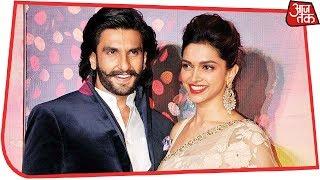 Ranveer Singh और Deepika Padukone बने पति पत्नी ! Aajtak Special Coverage