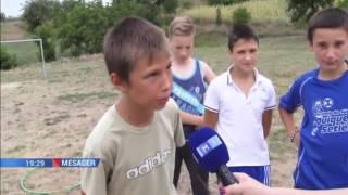 Oina la tabăra Romanița Călărași