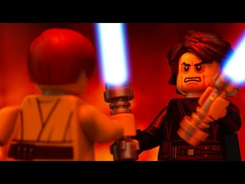 Lego Revenge Of The Sith Game Movie Episode Iii All Cutscenes 1080p Youtube