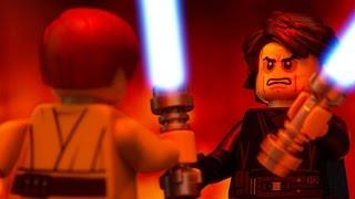 LEGO Revenge of the Sith Game Movie (Episode III) All Cutscenes 1080p