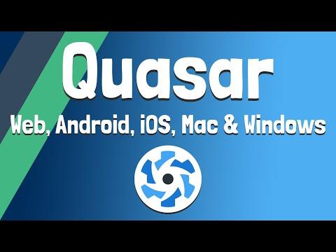 Desktop App Windows con Vue JS 🙌 [Quasar Framework]  #2 CRUD Tareas thumbnail