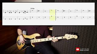 Daft Punk - One More Time (bass cover oleh Harry)