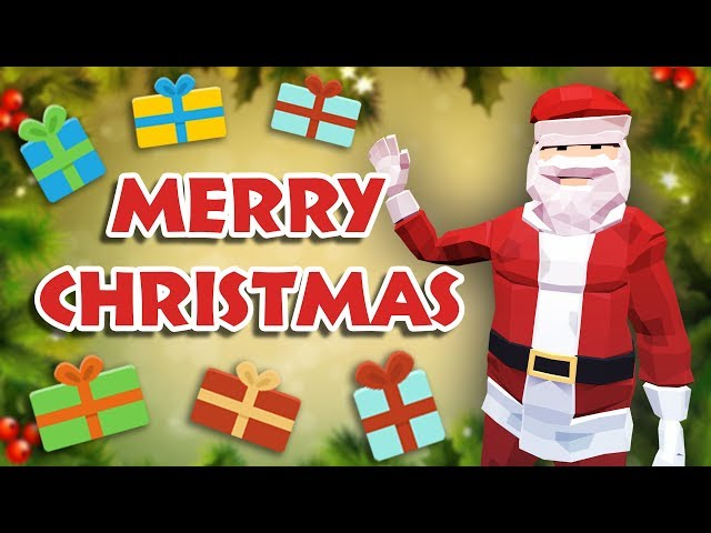 Merry Christmas From Phodex Games + GIVEAWAY