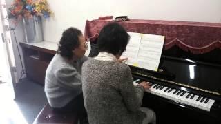 大泉カルチャースクール「シルバーエイジのピアノ教室」