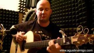 "Agustin Amigo - ""Burn it down"" (Linkin Park) - Solo Acoustic Guitar"