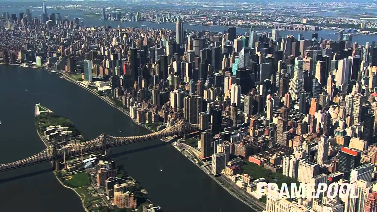 New York City Bird's-Eye View