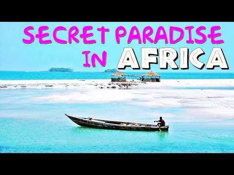 TravelVlog: SECRET PARADISE in AFRICA (No.2 Beach @ Sierra Leone)