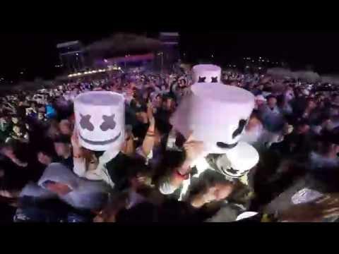 Marshmello Highlight @ Spectrum Dance Music Festival Korea/gopro