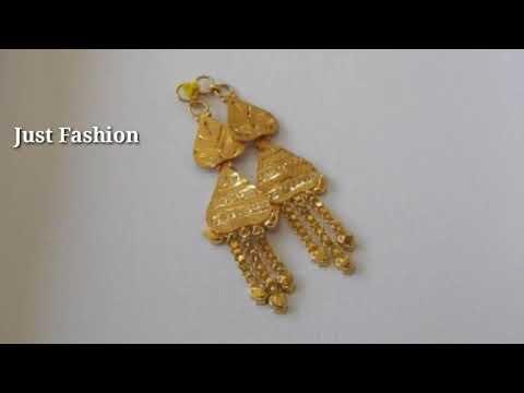 latest-light-weight-gold-earring-designs-4