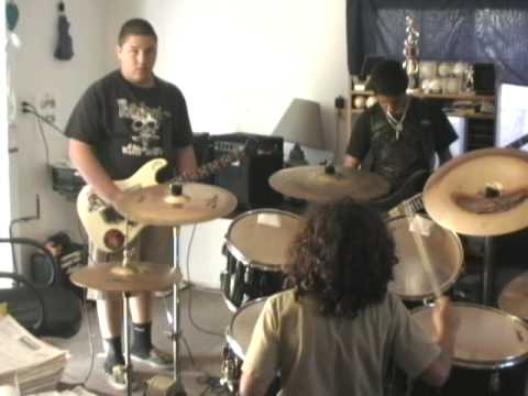 Noah Berry, 9 year old Drummer Auditioning for THE IMPALERS