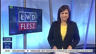Łódzkie Wiadomości Dnia (zapowiedź, 04.02.2019)