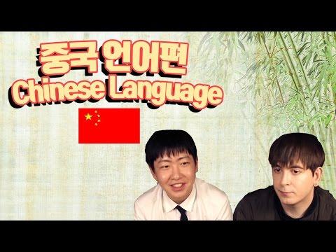 데이브 [중국 언어편 with 브아이] Going over The Chinese Language with Vai