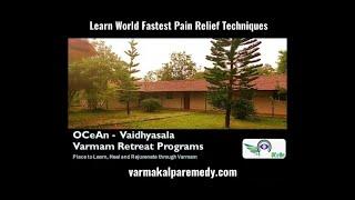 OCeAn Vaidyashaala - Varmam Retreat Programs
