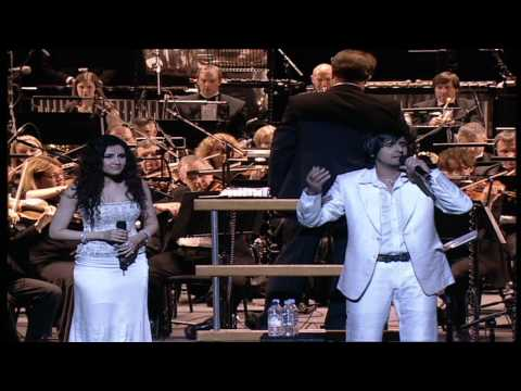 Sonu Nigam - Mujhe Teri Mohobbat Ka Sahara - An Evening In London