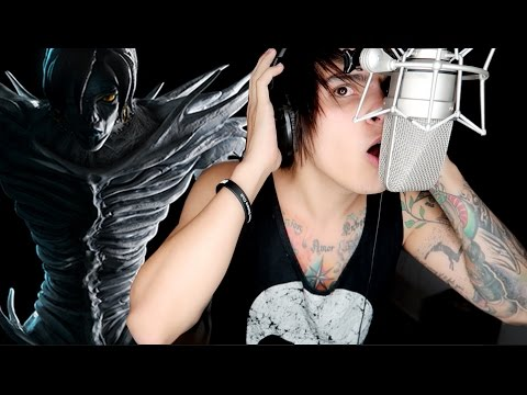 Death Note OPENING 2 - What's Up People? (Spanish cover) - Mane Ribs