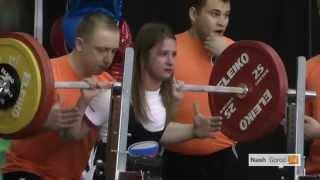 Powerlifting девушки, юноши чемпионат России в Тюмени